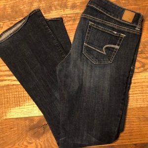 American Eagle Outfitters Jeans - AMERICAN EAGLE artist stretch flare jeans 12 long